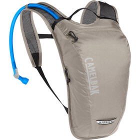 CamelBak Hydrobak Light Hydration Backpack 1l+1,5l, gris
